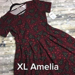 GORGEOUS LLR Wine Amelia